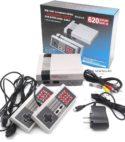 Mini Consola Retro Nintendo 620 Juegos Clásicos Integrados