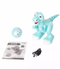 Dinosaurio Inteligente Smart Jiabaile Juguete Control Remoto