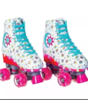 Kit Patines Roller Power Girl Soy Luna Luz Recargable