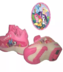 Tenis Patin My Little Pony Con Rueda Retractil – Luces