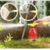 Atomizador Universal Agua Jardinería Manual