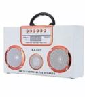 Radio Parlante Bluetooth Portátil Fm Usb Ka-g07