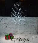 Árbol Flor De Cerezo Iluminado 150 Luces Led Blancas 150cm