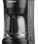 Cafetera 5 Tazas Black Decker