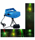 Mini Proyector De Luces Stage Lighting Navidad, Bar, Fiestas