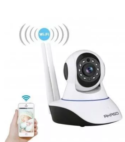 Cámara De Vigilancia 1080p Wifi Hd Cámara 360°
