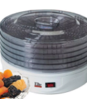 Deshidratadora De Alimentos Frutas Verduras-5 Bandejas-elite