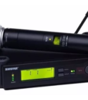 Sistema Microfono Inalambrico Shure Slx24/beta58-r5