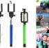 Foto Monopod Selfi Con Cable Y Disparador