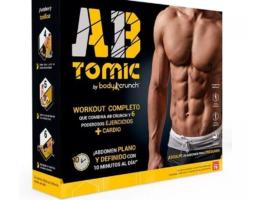 Ab Tomic Multifuncional Abdominales Original Body Crunch