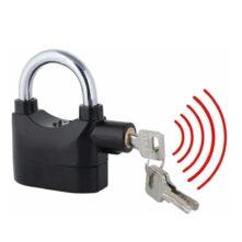 Cerradura De Seguridad Con Alarma Bloqueo