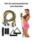 Kit De Bandas Elasticas Tubulares De Resistencia.